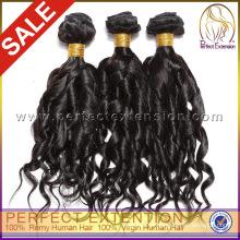 Russische sinnliches Haar Weben Erweiterungen Preis unverarbeitete Virgin Remy Haar