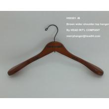 2015 Autumn Top Brand Luxury Wooden Hanger