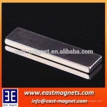 Hochwertiger gesinterter magnetischer Anziehungs-flacher Stabmagnet für Verkauf