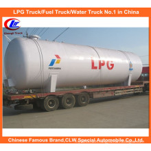 20tons LPG Stationary Tank for 50000liters LPG Cooking Gas Plant
