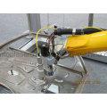 Máquina de corte do laser do metal 3D / máquina de corte do laser do robô
