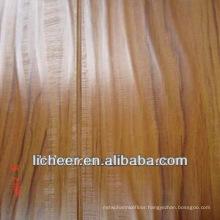 wood flooring handscraped/luxury laminate floor