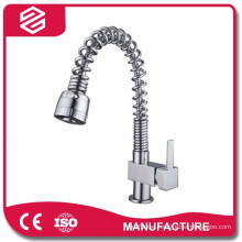kitchen faucet extension spring pull out single handle kitchen faucet