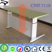 ручные мотылевые регулируемые по высоте стол компьютерный стол для двух человек лекция Таблица шарнир регистрации