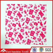 Personalized Custom Logo Digital Printed Polyester Cloth for Glasses/Jewelry/Watch/Phone
