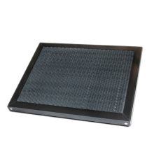 7.5MM honeycomb platform, honeycomb network nest board, aluminum honeycomb, high light filtering efficiency honeycomb board, las