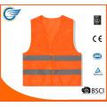 2017 Hot Selling High Visibility Reflective Vest Work Wear Vest