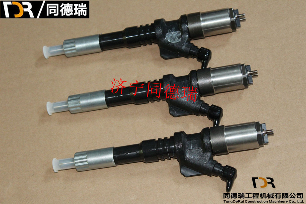 PC400-8 Fuel Injector