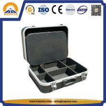 Estojo rígido ferramenta ABS com moldura de alumínio (HT-5001)