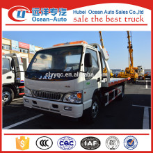 JAC 4x2 4TON road block removal truck