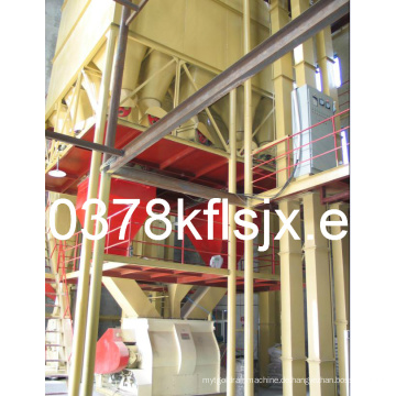 Tierfutter-Verarbeitungsmaschine, Futtermühle Maschine