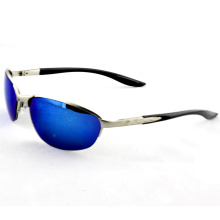 High Quality Promotion Polarized Metal Sunglasses for Men (14232)