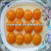 Консервированный желтый персик (благоприятный) в сиропе