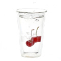 High Borosilicate Double Wall Glass Coffee Cup