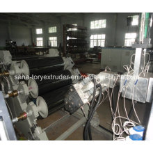 PVC Plastic Free Foaming Sheet Extrusion Machinery
