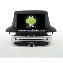7''car dvd player, fabrik direkt! Quad core, GPS, DVD, radio, bluetooth for2014Megane