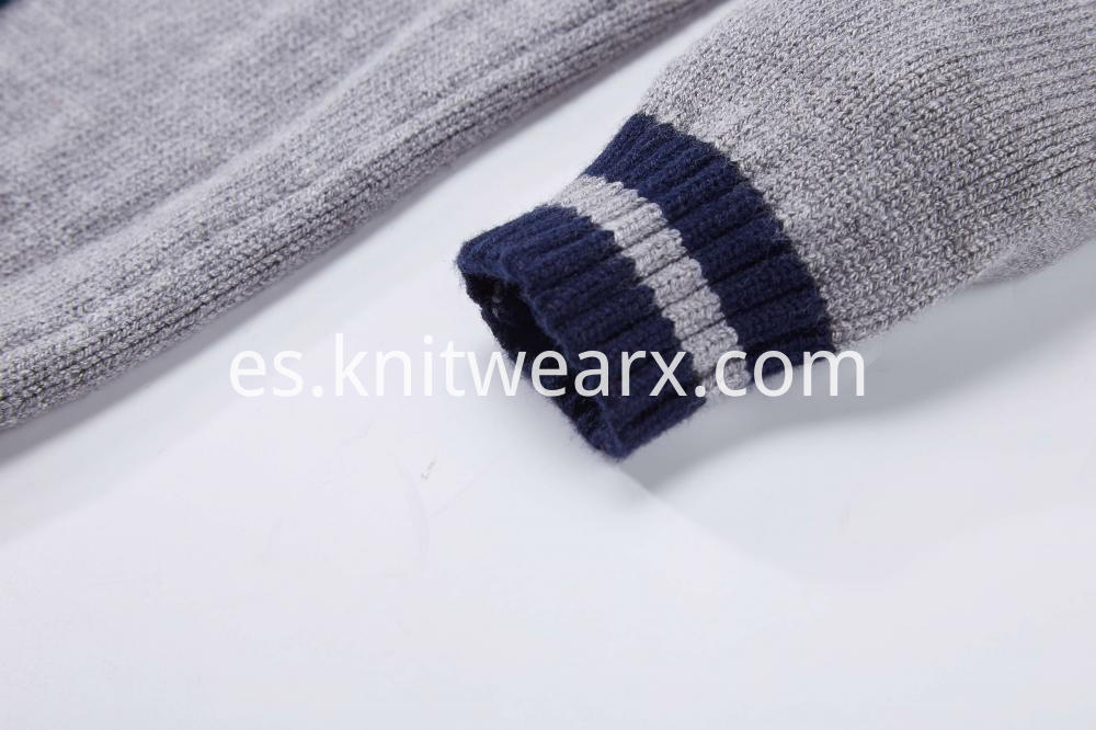 Boy's Long Sleeve Sweaters