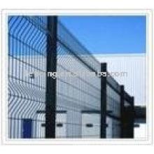 clôture soudée de treillis métallique (usine)