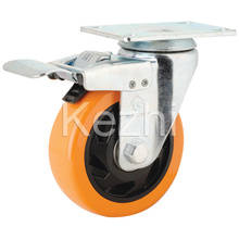 Roulette double roulette à double frein (KMX4-M13)