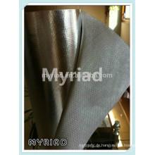 Aluminiumfolie Glas Tuch, Aluminiumfolie Glasfaser Laminierung