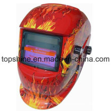 Chemical Face PP Professional Standard CE Safety Protective Welding Mask