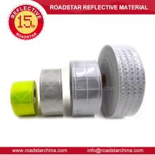Micro prismatic PVC reflective tape
