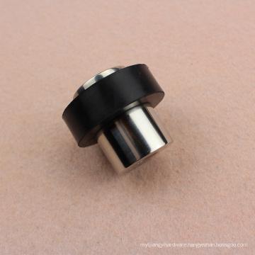 Supply all kinds of metal door stopper,brass rubber door stopper