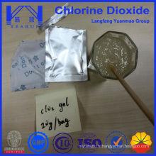 Chlorine Dioxide Water Treatment Company en Chine