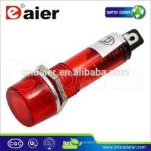 Daier XD10-3 220v led piloto indicador de luz