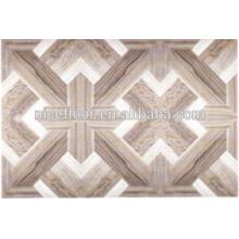 Exquisite Parquet wood flooring engineered wood flooring HDF core