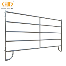 Metal galvanized livestock 4 rails horse fence for sale