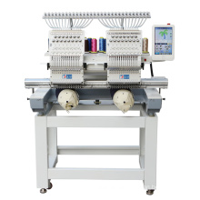 Lejia 3 Head Cap/T-shirt Embroidery Machine