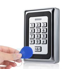 Metal Case Keypad Door Entry Security Control System EM ID Card Standalone Door RFID Access Controller