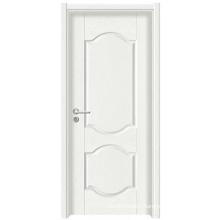 PU+HDF Molded Door (pH-Q033)