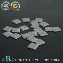 Beryllium Oxide/ Beryllia/Beo Ceramic Substrate/Plate Plating with Mo/Mn