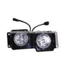 Chinese Truck Spare Parts ,Howo Fog Lamp truck parts