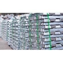 Горячее сбывание, слиток алюминия чисто 99.7% Цена по прейскуранту завода-изготовителя