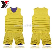 Maillot de basket-ball de bonne qualité définit vêtements de sport personnalisés impression de sublimation uniforme de basket-ball