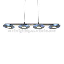 ShenZhen moderne runde rgb LED Pendelleuchte Befestigung