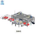 smms Pp Spunbond non woven meltblown machine