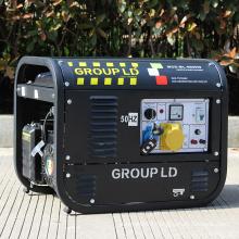 BISON CHINA Swiss Kraft 6.5kw Fuel Save 380V Three Phase Gasoline Generator swiss kraft generators sk6500w