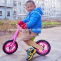 Nova bicicleta design infantil, bicicleta de equilíbrio popular para crianças e bicicleta de madeira