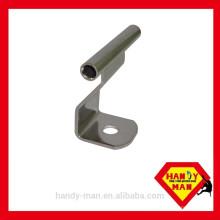 Sistema de linha de vida horizontal industrial Cabo de aço inoxidável de 8 mm Bracket