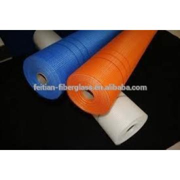 Types de mailles de fibre de verre résistant aux alcalis 4x4 ITB 125gr au marché américain