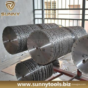 Wet Diamond Blades for Concrete Cutting