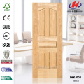 5 Panels Composite Natural Door Skin