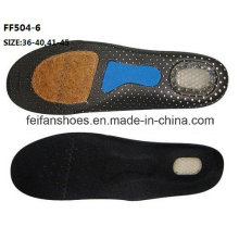 New Design High Quality Breathable Absorb Sweat Sport Insole (FF504-6)