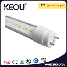 PC + Aluminum T8 LED Lámpara de tubo 2FT 3FT 4FT 5FT