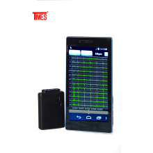 2 قناة Ecg 24Hour Holter Monitor Bluetooth