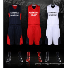 OEM Factory Customized Basketball Set Sport Trainingsanzug